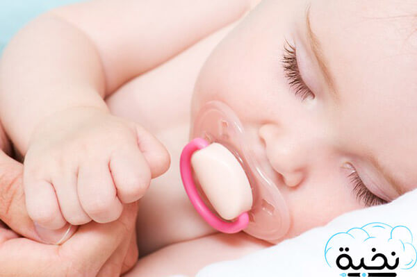 الطفل الرضيع في المنام